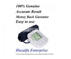 100% Genuine Digital Electric talking Accurate BP Machine