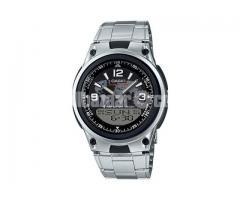 WW0126 Original Casio Youth Dual Time Watch AW-80D-1A2V