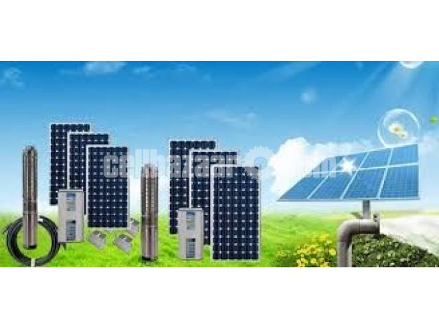 Submersible Solar pump System for irrigation - 2/5