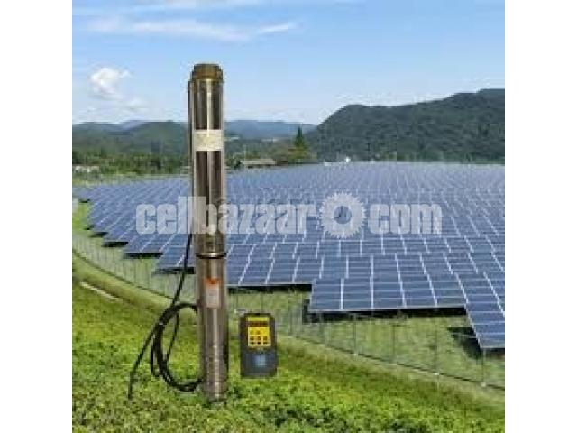 Submersible Solar pump System for irrigation - 5/5