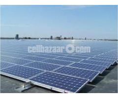 4KW Grid Solar system