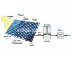 5KW Grid Solar system