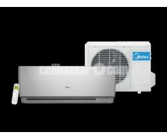 MIDEA Brand New 1.5 Ton Split Type AC