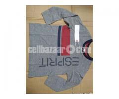 Boys & Girls L/S t-shirt stocklot