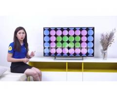 """4K TV WITH ANDROID SONY 43"""" X7500E"""