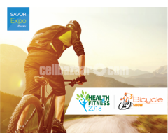 Health & Fitness 2018 (Nov 29 - 1 Dec 2018 at ICCB, Dhaka)