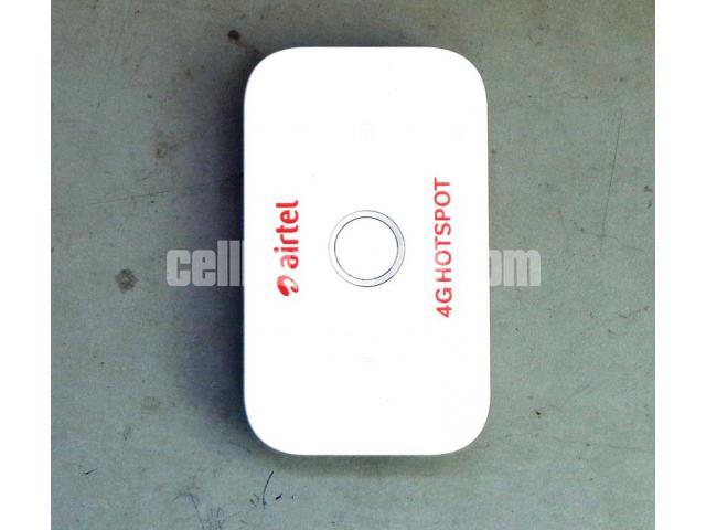 4G Airtel WIFI Modem