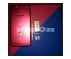 Oppo F3 special edition