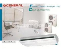 AUG36AB General Cassette,Ceiling 3Ton AC