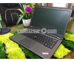Lenovo Thinkpad i5 4th Gen 500/4 GB
