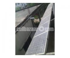 Solar panel 60 Wat