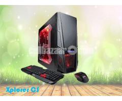 Desktop CPU (Dual Core 2.50GHz_HDD 250GB_RAM 2GB DDR2)
