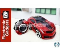 Voice Command Car by Smart Watch Control Racing Toy Car