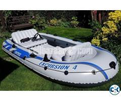 Intex Excursion 4/5 Person Raft Air Boat - Image 3/4