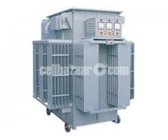 3000 KVA Oil Cooling Voltage Stabilizer