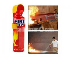 Instant Fire Stop Spray portable