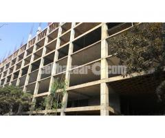 3.84 bigha with 10 stories building for sale