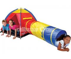 Discovery Kids Adventure Play Tent & Tunnel