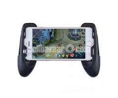 Portable Gamepad Game Pad Joystick Game Trigger Shooter Controller 4.7-6.4 Inch Phones for PUBG for