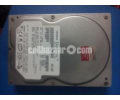 160gb hard disk