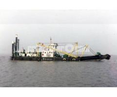 Cutter Suction Dredger,China Dredger Ready To Sale