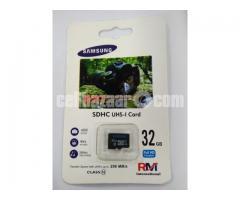 Samsung 32 gb Memory