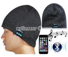 Bluetooth Hat Headset, ব্লু-টুথ হেডসেট ক্যাপ