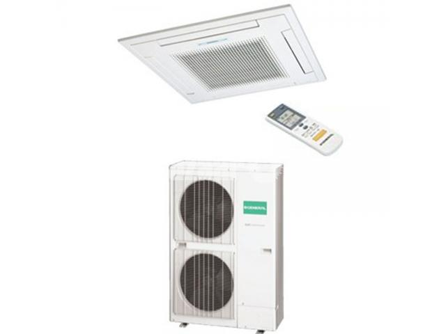 5 Ton General Cassette Type AC Air conditioner - 3/5