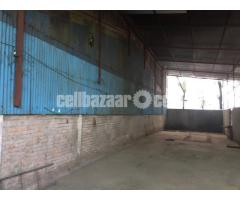 20000sqft shed for rent at masterbari gazipur