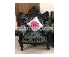 Gorgeous work Sofa set