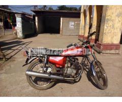 HONDA CDI 125 (PAKISTANI)