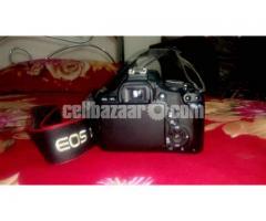 Canon 600D (Rebel T3i)