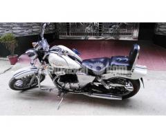 Regal Raptor Stellar 150 CC