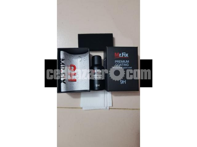 9H mr.Fix Premium coating 30ML - 1/5