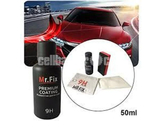 9H mr.Fix Premium coating 30ML - 4/5