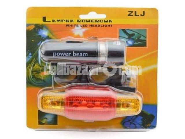 Bicycle Safety Lights - 1/1