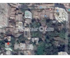 4 Storied Building with 5 Shotok Land