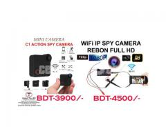 Spy Camera Rebon Wifi IP Camera C1 Spy Camera