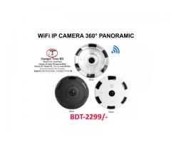 Wifi IP Camera 360° Panoramic