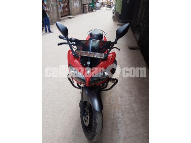 Yamaha Fazer FI V2 - 3/3