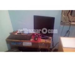 Duel Core full-setup PC