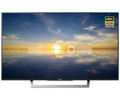 SONY BRAVIA 4K HDR SMART TV 49X7000F Model 2018