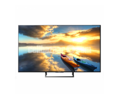 """sony 43"""" Slim 4K Android TV with Voice Control Remote"""