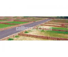 Urgent M Block 03 katha Plot/Land sale at Bashundhara