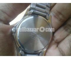Original Seiko 5 Automatic and Casio Classic 1239D Watch Sell