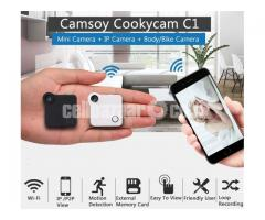 Spy Camera C1 Action Camera Wifi IP Camera
