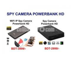 Spy Camera Powerbank Wifi IP Camera Powerbank HD