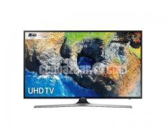 SAMSUNG 43MU6100 4K HDR Flat Smart TV