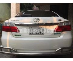Toyota Premio F 2008 new shape Fresh octan driven