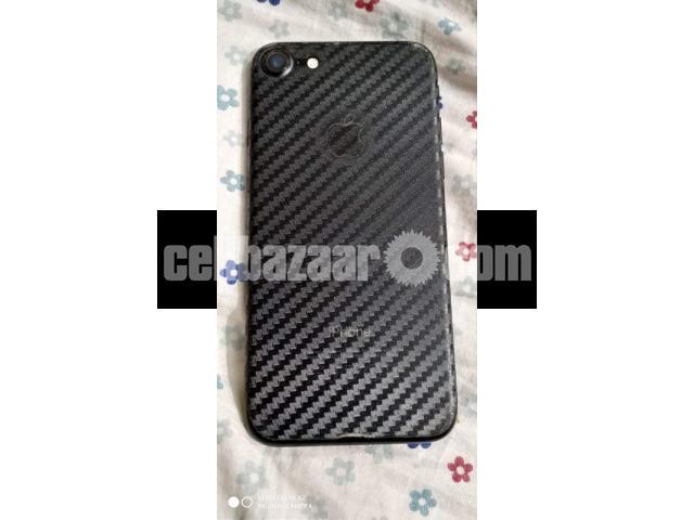 iPhone 7 (128gb) matte black - 5/5